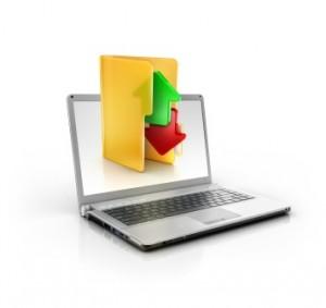 Go Digital! Safe and secure digital file exchange