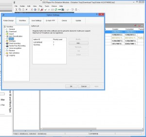 DS-5000 Dictation software - Click Author