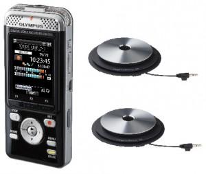 DM-901 + 2 x ME-33 mics