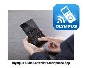 Olympus Controller Smartphone App