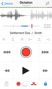 GREAT Dictation App for iPhone - Dictate + Connect