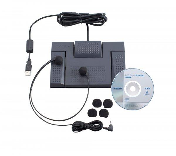 Olympus AS-7000 Digital Transcription Kit