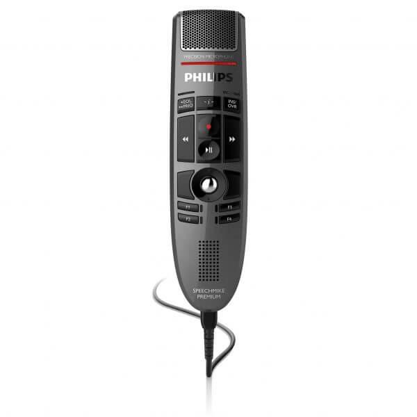 Philips SpeechMike Pro Premium LFH-3500 USB