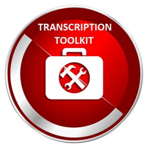 Transcription Toolkit
