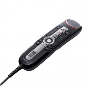 Olympus RecMic II RM-4100S Slide Switch & 7 Function Button Professional USB Microphone