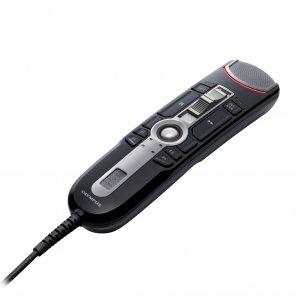 Olympus RecMic II RM-4110S Slide Switch & Trackball Professional USB Microphone