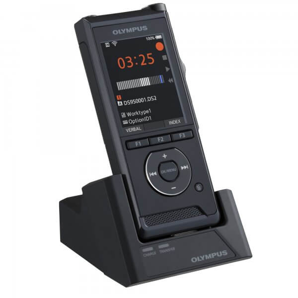 DS-9500 Olympus DS range of Dictaphones