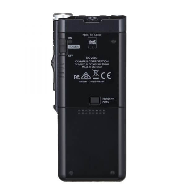 Olympus DS-2600 Business Dictation Recorder