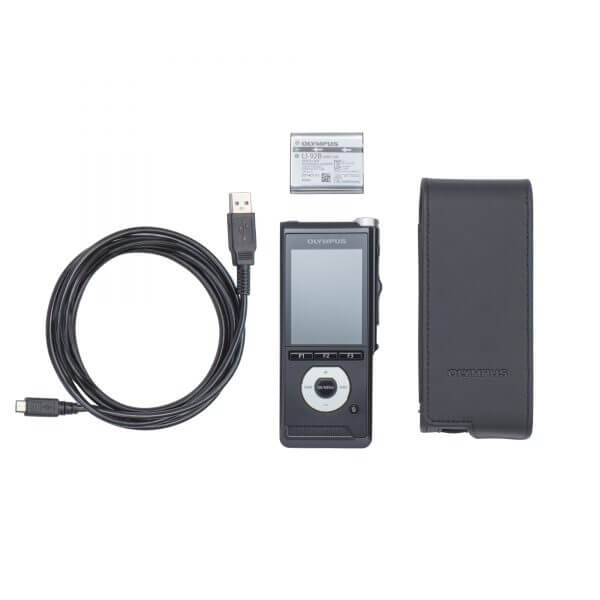 Olympus DS-2600 with AS-2400 Dictation and Transcription Bundle