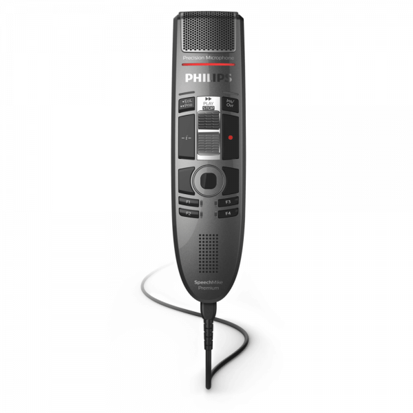 Philips SpeechMike Premium Touch SMP3710 Slider