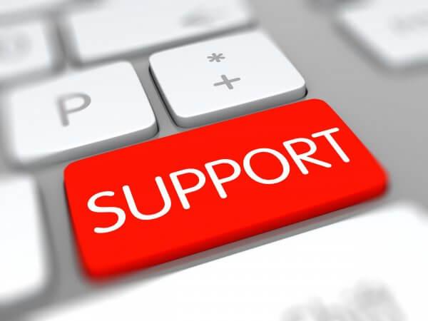 Support Keyboard