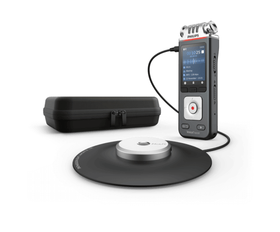 Philips DVT8110 Voice Tracer Meeting Recorder