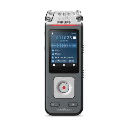 Philips DVT8110 Voice Tracer Meeting Recorder DVT8110