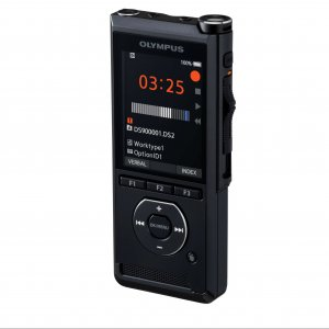 Olympus DS-9000 Professional Dictation Recorder with Docking Station and AC Charger