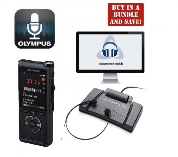 Olympus Premium Dictation and Transcription Bundle